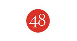 48 Logo design by DePinho Design, Mahopac New York