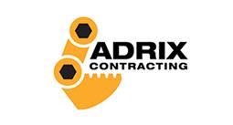 Adrix Logo design by DePinho Design, Mahopac New York
