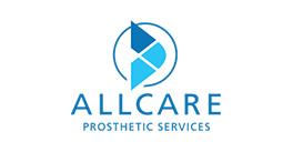Allcare Logo design by DePinho Design, Mahopac New York