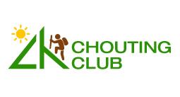 Chouting Club Logo design by DePinho Design, Mahopac New York