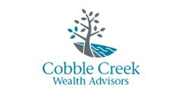 Cobble Creek Logo design by DePinho Design, Mahopac New York