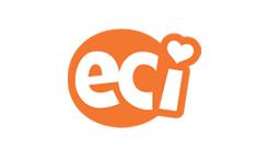 ECI Logo design by DePinho Design, Mahopac New York