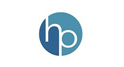 HP Logo design by DePinho Design, Mahopac New York