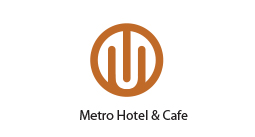 Metro Logo design by DePinho Design, Mahopac New York