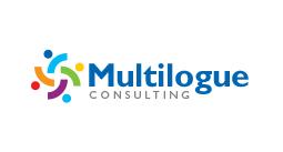 Multilogue Logo design by DePinho Design, Mahopac New York