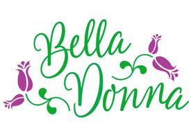 Bella Donna Logo design by DePinho Design, Mahopac New York