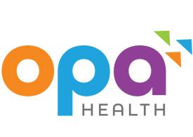 Opa Logo design by DePinho Design, Mahopac New York